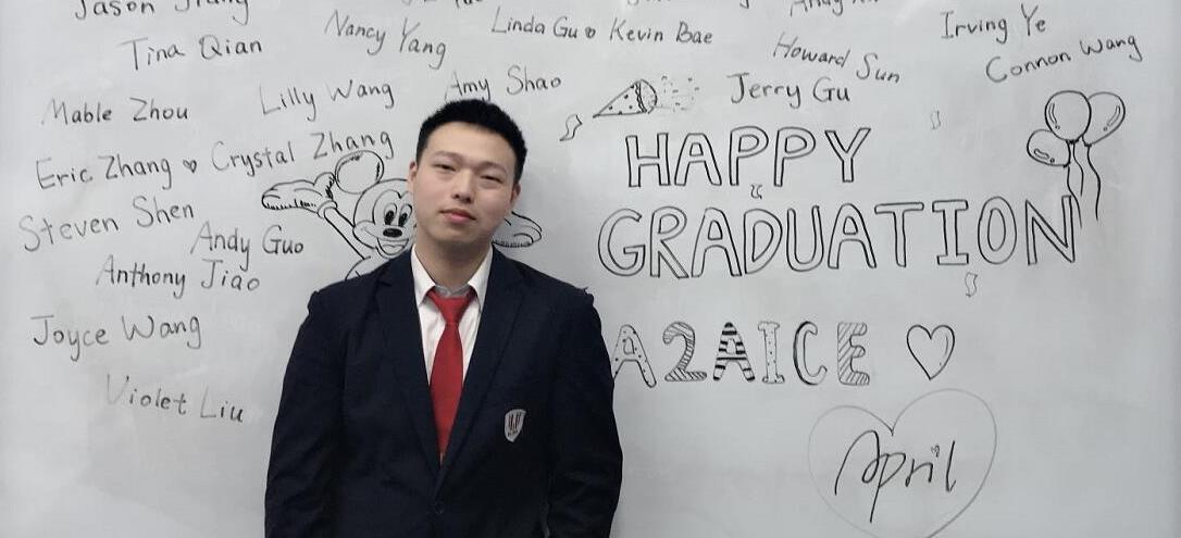 校友说|Jason Jiang:不曾停止思索的时光少年